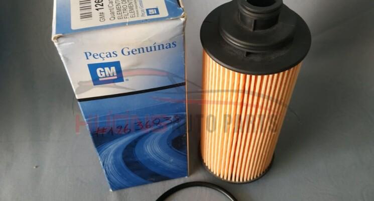 Oil Filter 12636838