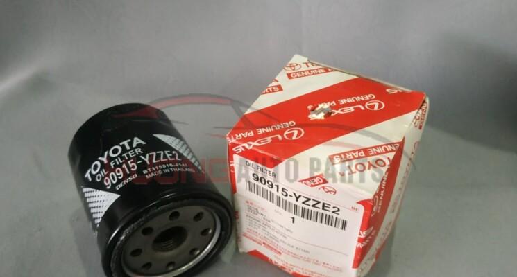 Lọc nhớt sắt Toyota 90915-YZZE2
