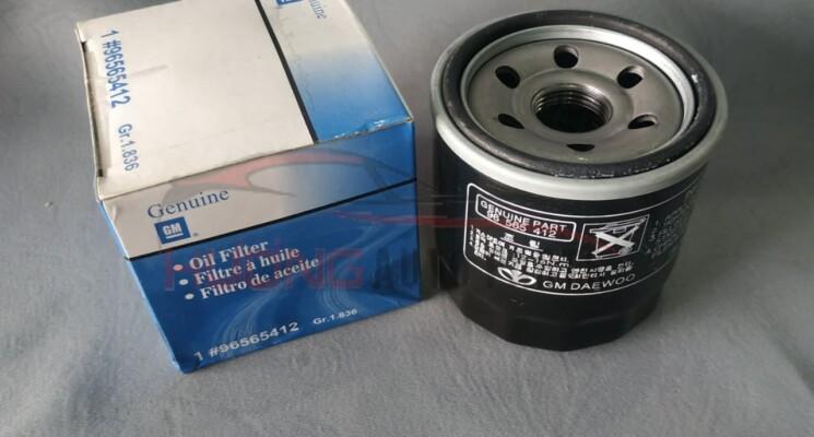 Oil Filter Chevrolet 96565412