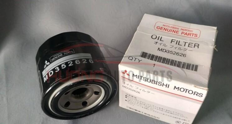 Lọc nhớt sắt Mitsubishi MD352626